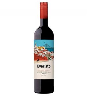 Vinho Regional Lisboa Tinto Evaristo Case of 6